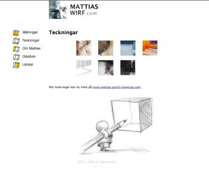 Mattias portfolio